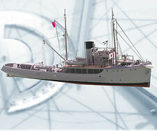 Model boat Plan Full Size Printed 1:48  R/C Scale Saint class Rescue Tug & Artic