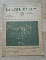 La Lega Marittima - Rivista Illustrato - Numero 169 - Mars 1918
