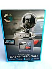 Smartgear Dashboard Cam Motion Activated Photo/Video New in Box