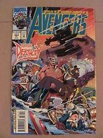 Avengers #364 Marvel Comics 1963 Series 9.2 Near Mint-