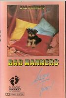 Bad Manners ‎ Loonee Tunes!.. Import Cassette Tape