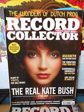 RECORD COLLECTOR MAGAZINE ISSUE 430 (AUG 2014) - KATE BUSH SPECIAL