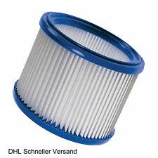 1 auswaschbarer Filter für Makita VC2010L  VC 2010L 2010 L 5 Staubsaugerbeutel