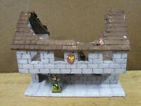 2 Story Stone Building (Left Door -Mordheim version)