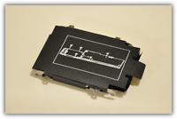 HP EliteBook 840 850 740 750 ZBK14 G1 G2 745 755 G2 Hard Drive Caddy Screw USA