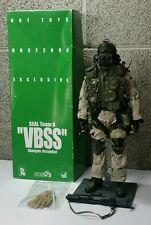 "HOT TOYS 1/6 HKCF 2004 Exclusive U.S. NAVY SEAL TEAM 8 ""VBSS"" Shotgun Assaulter"