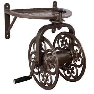 Liberty Garden, Rotating Hose Reel