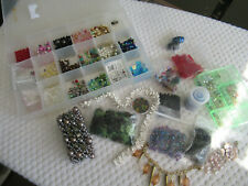 beading supplies, pre owned, & containers miscellaneous beads