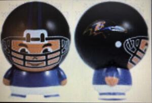 BALTIMORE RAVENS NFL Mini Small Football Boy Buildable Cake Topper Birthday!