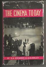 The Cinema To-day ( Today ) D.A. Spencer & H.D.Waley 1956 film vintage