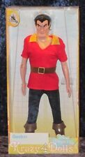 """Disney Classic Doll 12"""" Beauty And The Beast Gaston New in Box!"""