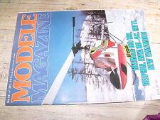 µµ Modele Magazine n°392 Yamamoto Rieti 280 Helimax 60/80