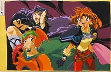 The Slayers Limited Edition Anime Production Cel 10.5�x16.5�