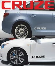 2 x Chevrolet Cruze 001