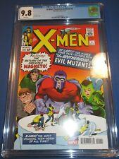 X-men #4 Facsimile Edition 1st Scarlet Witch Wow CGC 9.8 NM/M Gorgeous Gem