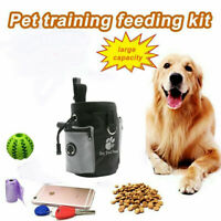 Dog Training Treat Snack Bag Pet Dog Pouch Storage Package Holder Dispenser