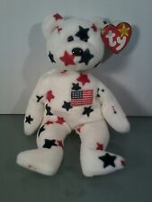 Extremely Rare Beanie Baby~ Glory~ Retired with Errors