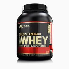 ON Gold Standard Whey 100% Protein 2.27kg Protein Optimum Nutrition BEST PRICE