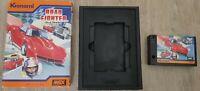 Road fighter MSX Konami 1985RC730