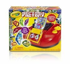 Crayola Melt `N Mold Factory, (74-7060) , New, Free Shipping