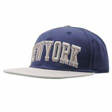 New York City Snap Back - Blue No Fear - New w/Tags - Top Brand - Fast Delivery
