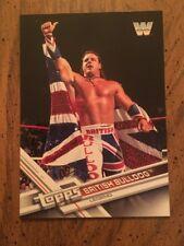 British Bulldog Topps WWE 2017  Card