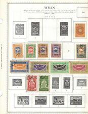 Kenr2: Yemen Collection from 7 Vol Scott Intern Albums