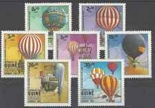 Timbres Ballons Guinée Bissau 173/9 ** lot 4687