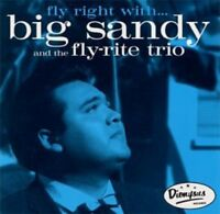 Big Sandy - Fly Right with [New CD]