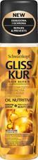 Schwarzkopf Gliss Kur OIL NUTRITIVE Keratynowa Ekspresowa Odzywka Regeneracyjna