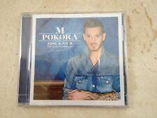 CD ALBUM 20 TITRES--M POKORA--MISE A JOUR (NOUVELLE VERSION 2.0)--2010--NEUF