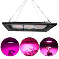 30/50/100/150W Full Spectrum COB LED Grow Light Indoor Veg Hydroponic Plant Lamp