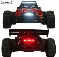 LED Lights Light Bar + Front + Rear Losi desert buggy XL DBXL by murat-rc
