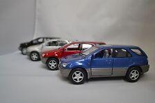 1 Piece KiNSMART Die Cast Lexus RX300 Scale 1:36 Pull Back Action