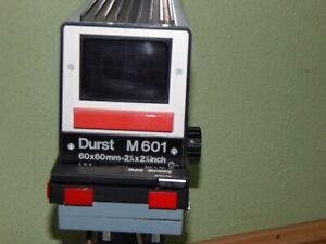 DURST M 601 Vergrößerungsgerät, s/w, für Fotolabor, guter Zustand