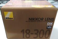 Neu Nikon AF-S DX NIKKOR 18-300mm f/3.5-6.3G ED VR Objektive Lens