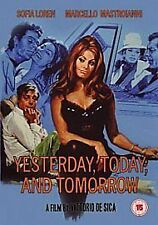 Yesterday, Today And Tomorrow (DVD, 2009)