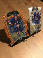2019-20 Upper Deck Allure Orange Slice /199 Anders Lee #29 &Anders Lee 29 Allure