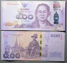 THAILAND - 500 BHAT - SERIES 2016 - 4C - TANTIVORAWONG/SANTIPRABHOB - UNC