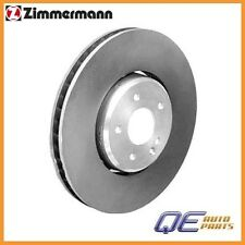 Front Right Brake Rotor Zimmermann Formula Z 2104211912 For: Mercedes W202 W210