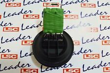 Skoda FABIA & ROOMSTER - HEATER RESISTOR (for air con models) - NEW