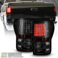 For 2007-2013 Toyota Tundra Pickup LED Brake Tail Lights Lamps Left+Right 07-13