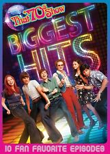 That 70s Show Biggest Hits DVD 2011 NEW 10 Fan Favourite Episodes FREE FAST SHIP