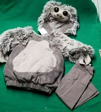 Spirit Halloween Baby Sloth Costume 12-18 Months