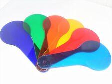 Sensory colour spectrum mix rainbow paddles Autism SEN ADHD Montessori education