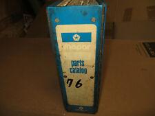 1976 MOPAR  PASSENGER CAR PARTS CATALOG MANUAL  FAIR