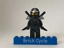 Lego Cole ZX Minifigure From Ninjago Set 30087 - Car Polybag (njo054)