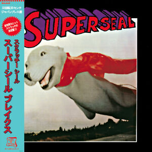 DJ Qbert / Skratchy Seal Super Seal Break 12 inch Japan Press Black Vinyl Ltd