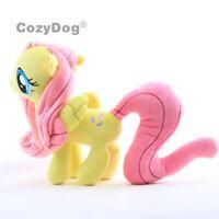 Fluttershy Plush Doll 30cm / 12'' Yellow Unicorn Horse Stuffed Toy High Quality