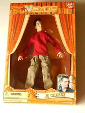 Nsync JC Chasez Marionette Puppet Doll Figure Living Toyz 2000